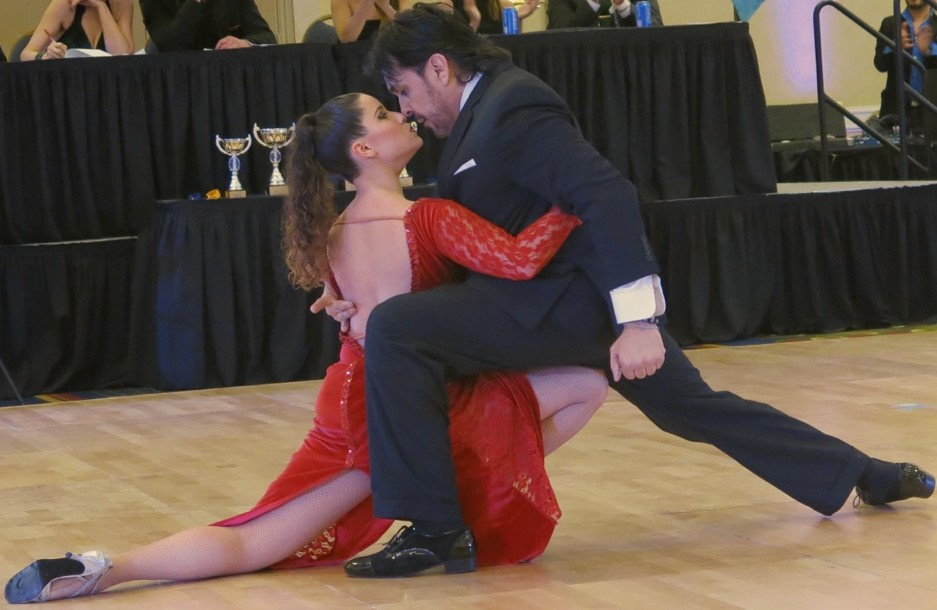 Highlights of the 2016 Argentine Tango USA Championship