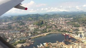 Descending into Rio