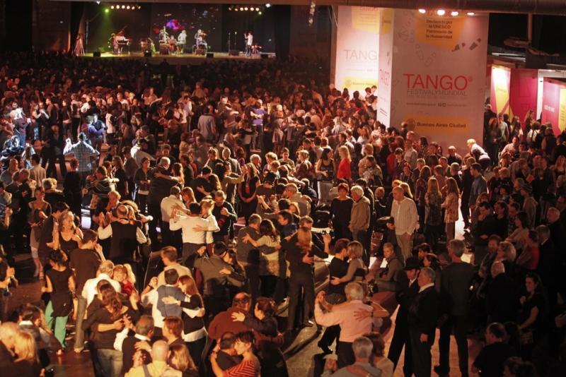 Festival y Mundial de Baile